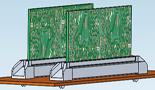 Prowadnice, mocowania do PCB