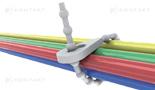 opaska kablowa perełkowa