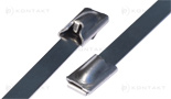opaska kablowa ze stali nierdzewnej AISI 302, 304, 316