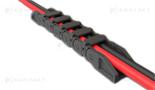 Segmentowy uchwyt kablowy