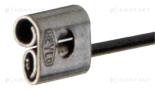 Stalowe opaski kablowe do dużych obciążeń, Heyco